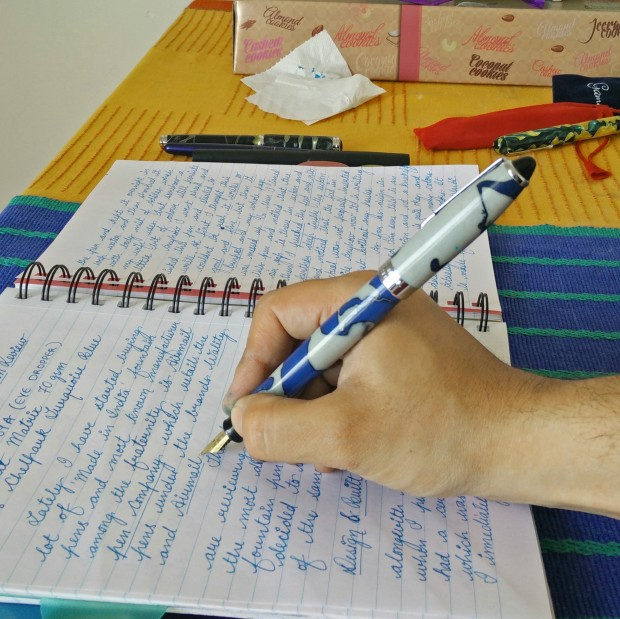 Writing Uncapped
