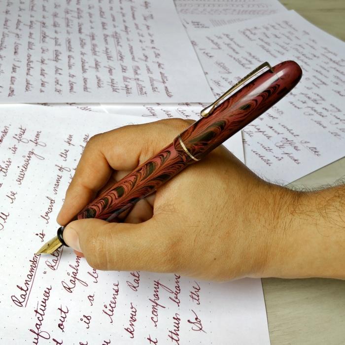 Ratnamson 302 - Writing Posted